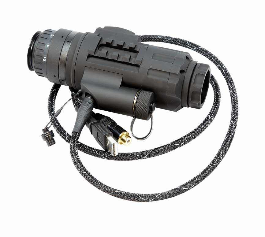 PATROL LE100C HANDHELD SCOPE WITH IMAGE CAPTURE