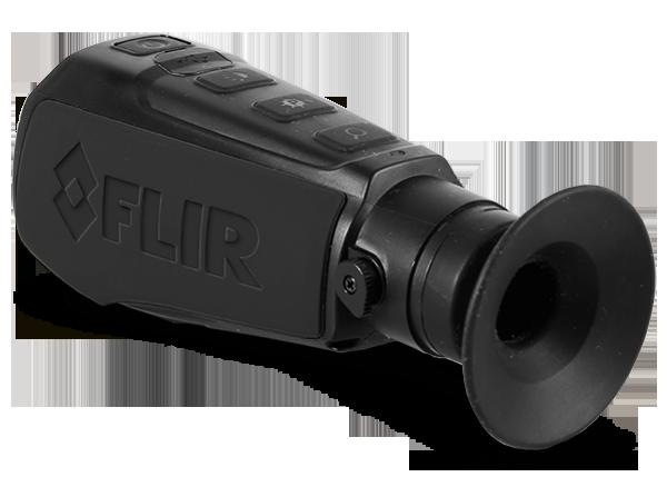 FLIR LS-X and LS-XR Compact Thermal Night Vision Monocular - Aurora