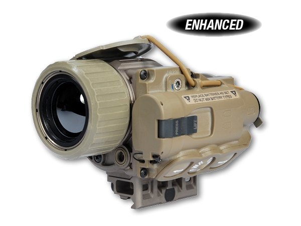 CRATOS - CLIP-ON RUGGEDIZED ADVANCED THERMAL OPTICAL SIGHT