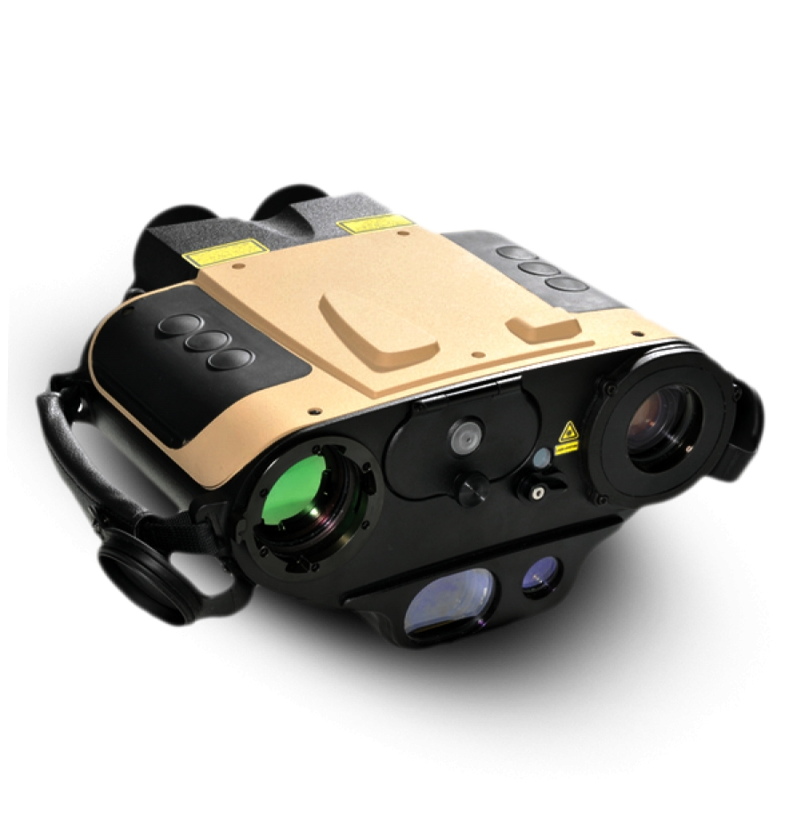 Cratos Clip On Ruggedized Advanced Thermal Optical Sight