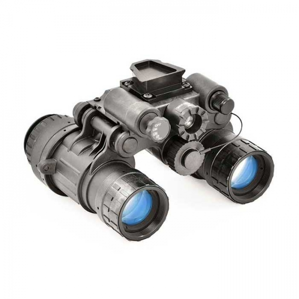BNVD-SG Single Gain Night Vision Binocular with Pinnacle P+ Spec Tubes