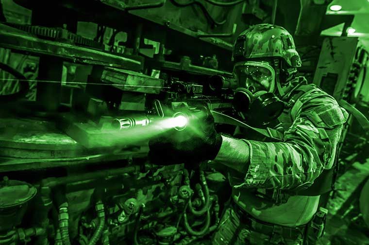 Ngal Next Generation Aiming Laser Aurora Tactical
